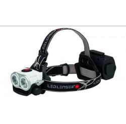 Lampe Frontale XEO 19Rechargeable 2000ls blanche AVEC accessoires