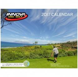2017 Innova Disc Golf Calendar