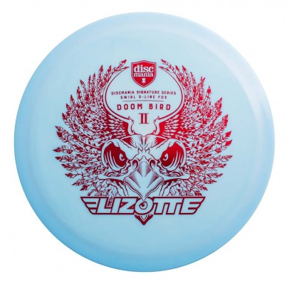 FD3 Doom Bird 2 Simon Lizotte Signature Swirly S-line 9|4|0|3