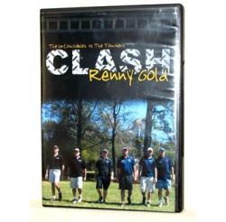 DVD - Clash Renny Gold