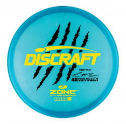 Zone Z-Line Paul Mcbeth 1st Run 4|3|0|3