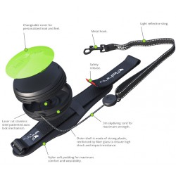 Lishinu Retractable Dog Leash