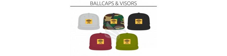 BALLCAPS & VISORS