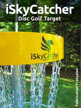 iSkyCatcher Pro Disc Golf Corbeille